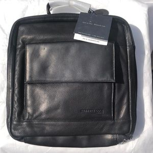 Kenneth Cole New York Leather Sling Backpack